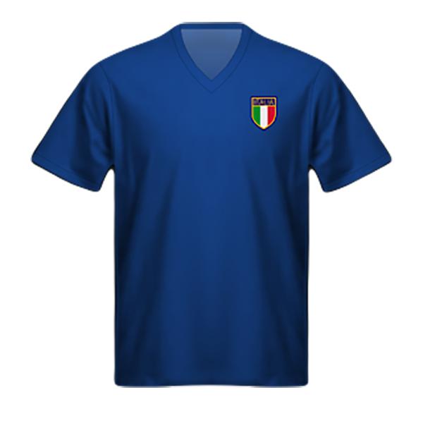 Maglia Italia 1966