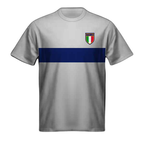 Maglia Italia Seconda 1968