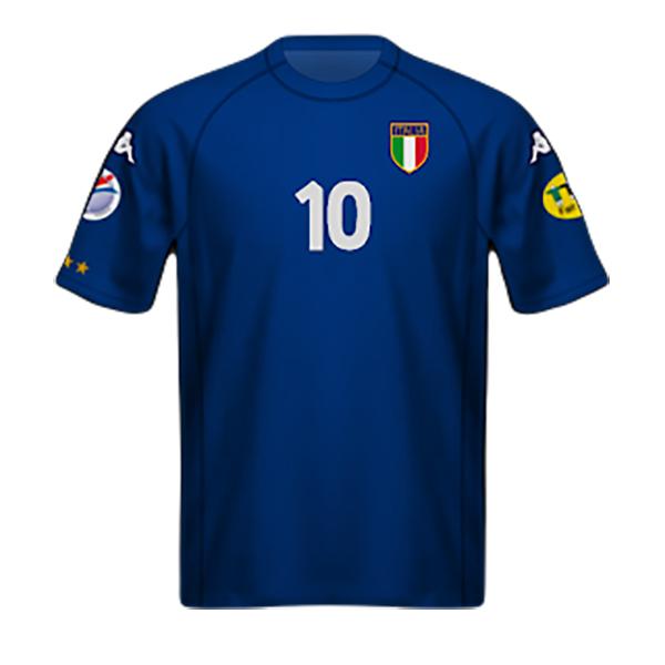 Maglia Italia 2000