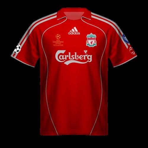 Maglia Liverpool 2007