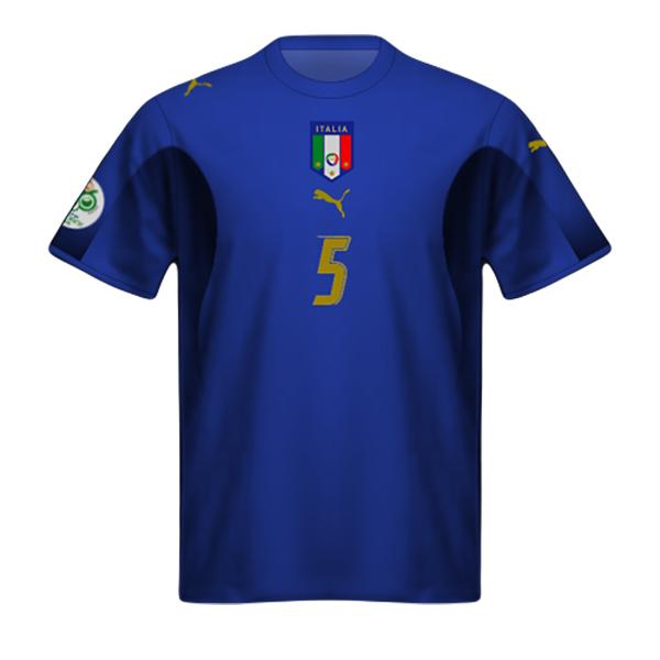 Maglia Italia 2006