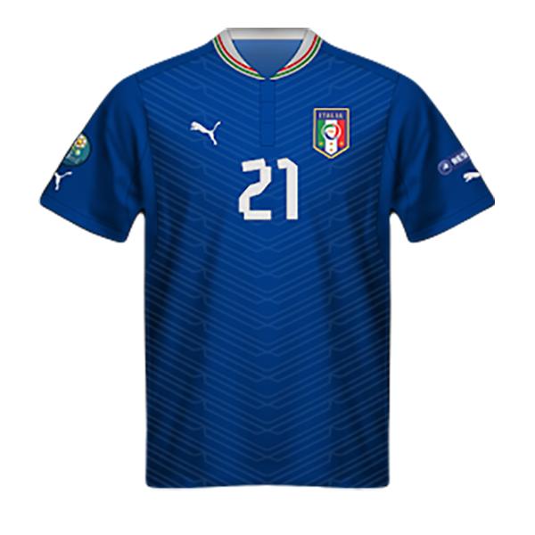 Maglia Italia 2012