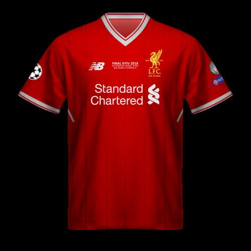 Maglia Liverpool 2018