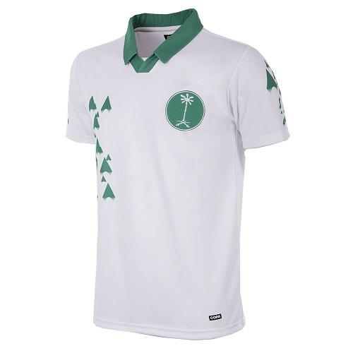 Arabia Saudita camiseta retro Mundial 1998