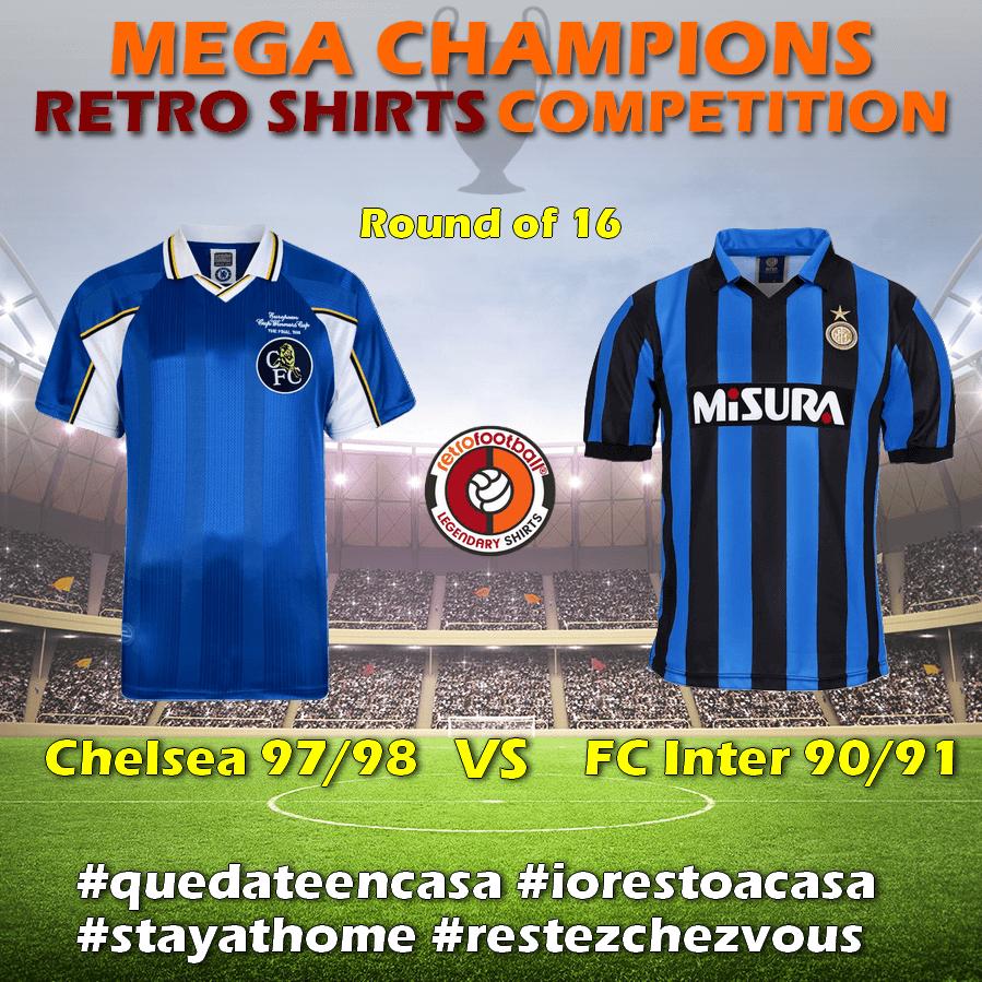 Mega Champions Chelsea v Inter