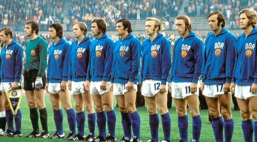 Germania Est - DDR 1974