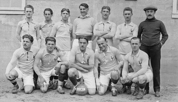 Maglia Francia 1920