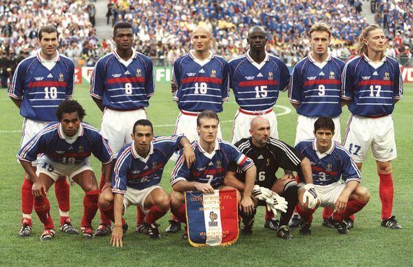 Maglia Francia 1998 Zidane