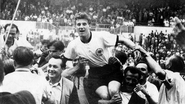 Nazionale Germania Ovest nel 1954