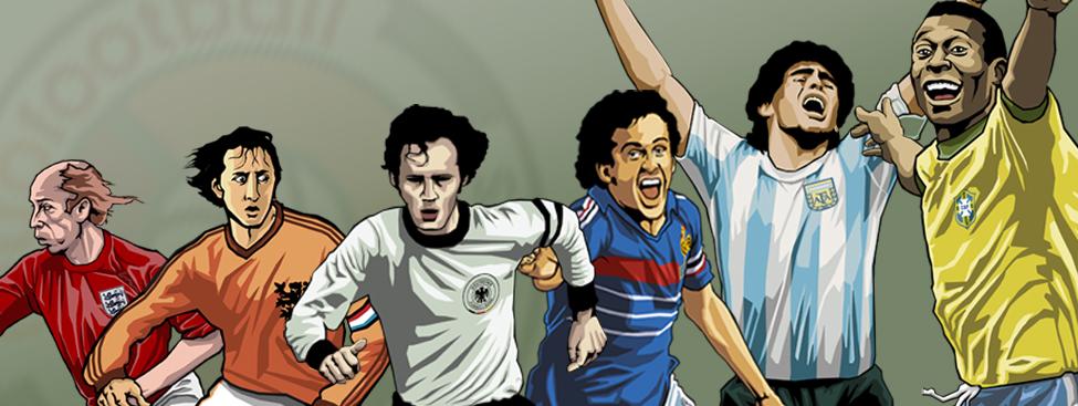Retrofootball | Maglie da calcio storiche e vintage