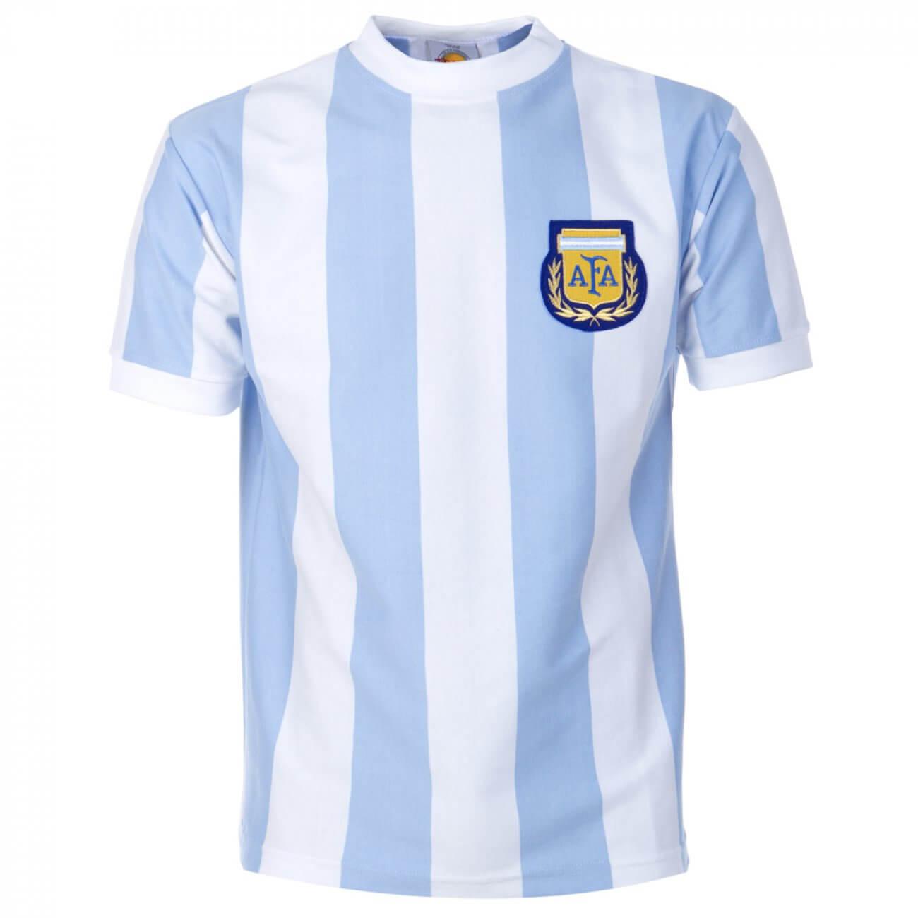 Camiseta Maradona Argentina 1986