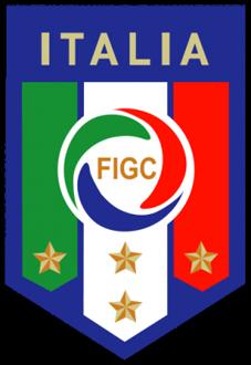 Lo scudetto dell'Italia con quattro stelle