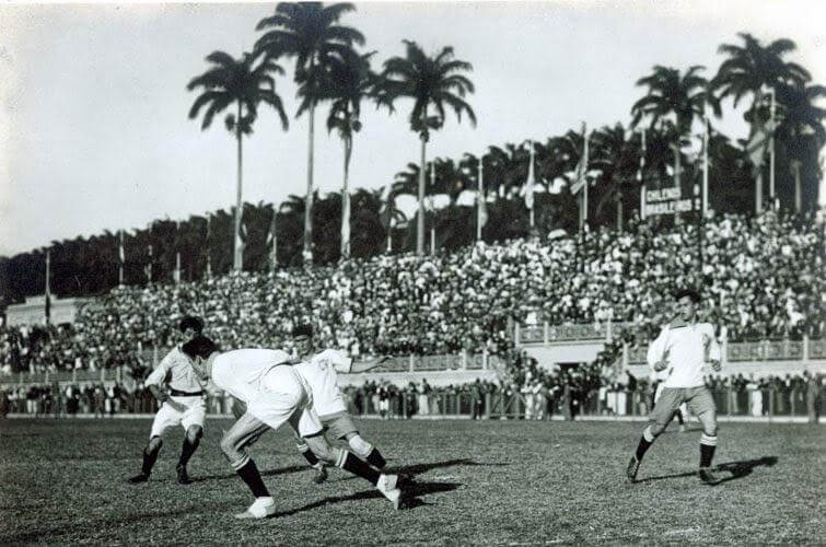 Brasile Cile Copa America 1919