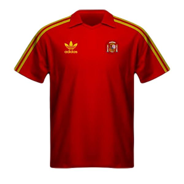 Maglia Spagna Mondiali 1982
