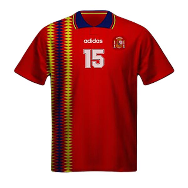 Maglia Spagna Mondiali USA 1994