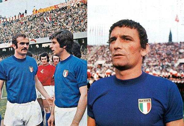Maglia Italia Vintage