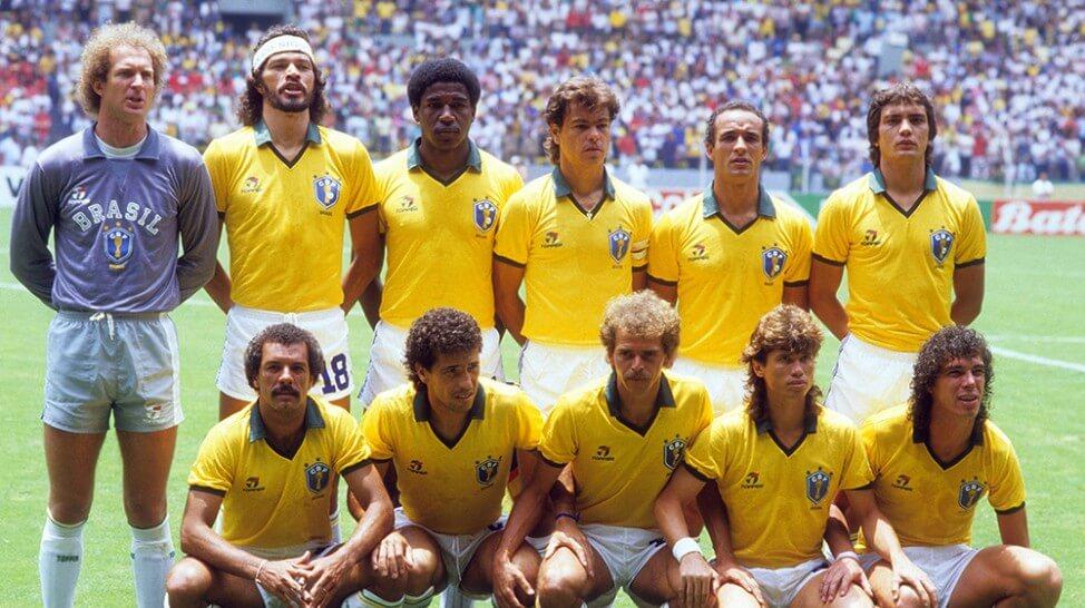 Brasile mondiale 1986 Messico 86
