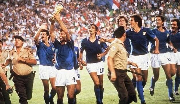 Italia campione Mondiale 1982