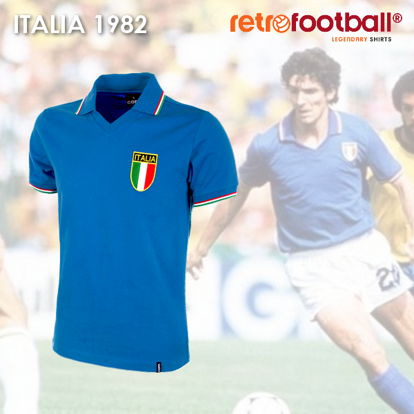 Maglia Italia 1982