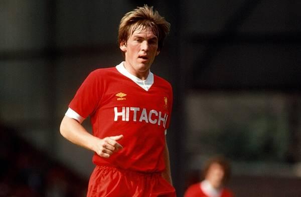 Kenny Dalglish con la maglia del Liverpool del 1979