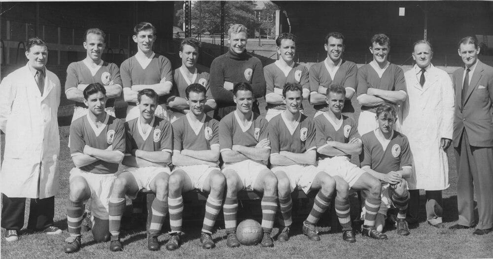 Squadra del Liverpool del 1955