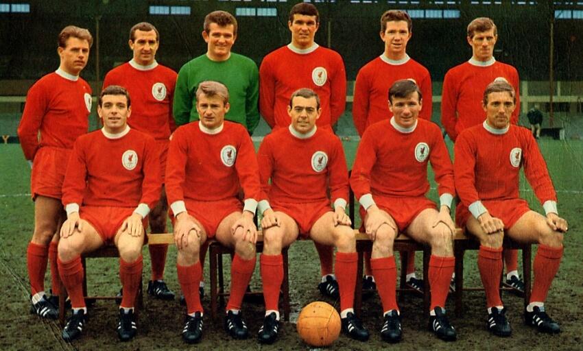 Squadra del Liverpool del 1965