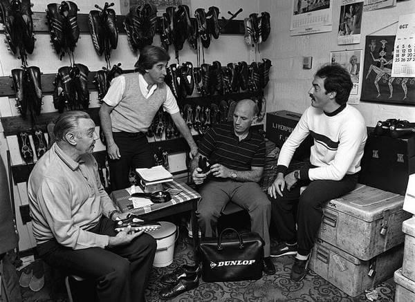 La Boot Room del Liverpool, una delle grandi idee di Bl Shankly