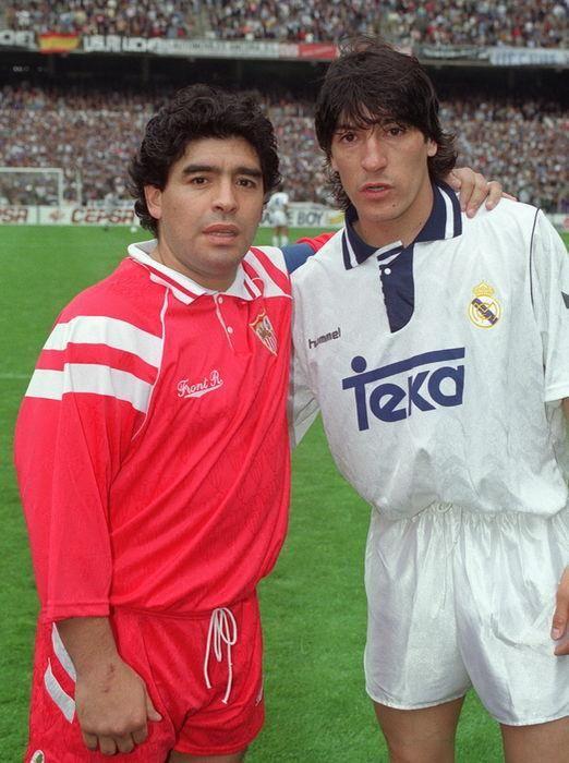 Maradona Siviglia 1992-1993