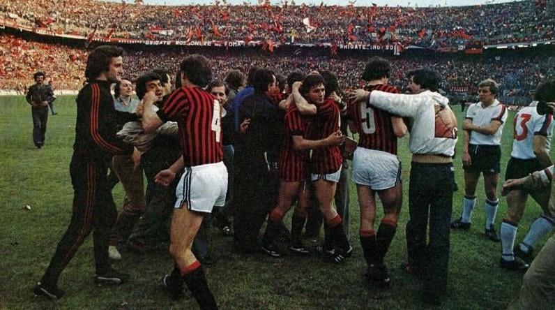 Milan Scudetto 1978-79