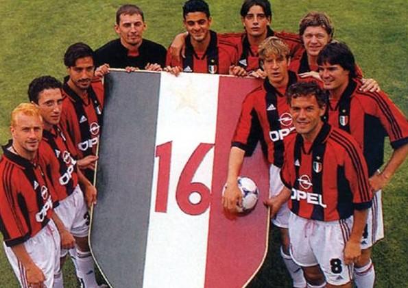 Milan Scudetto 1998-99