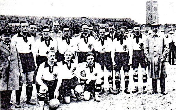 Nazionale Germania nel 1924
