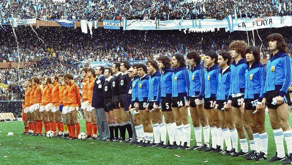Finale del Mondiale del 1978 Argentina-Olanda
