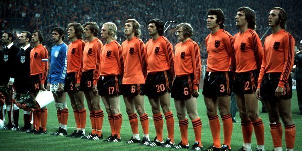 L'Olanda ai Mondiali in Germania del 1974