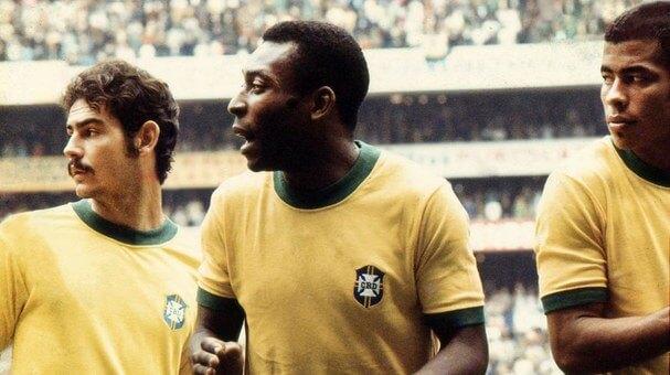 Pelé Brasile 1970