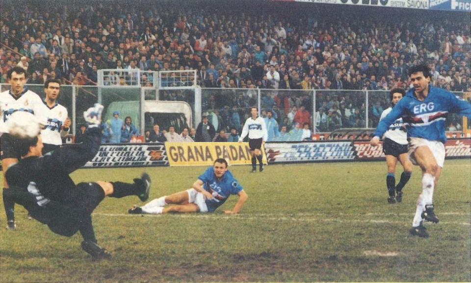 Sampdoria-Inter 1991