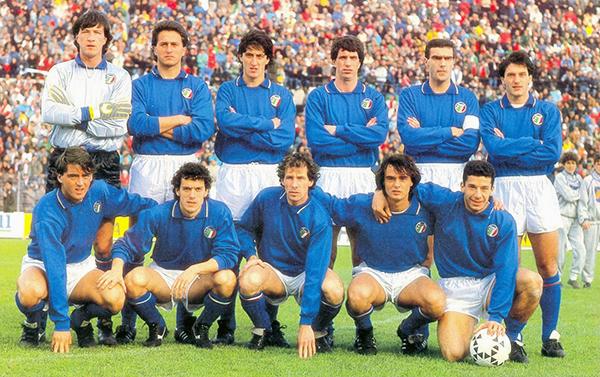 Squadra Italia 1988