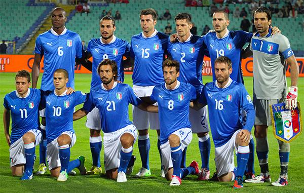 Squadra Italia 2012