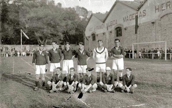Nazionale Spagna 1920