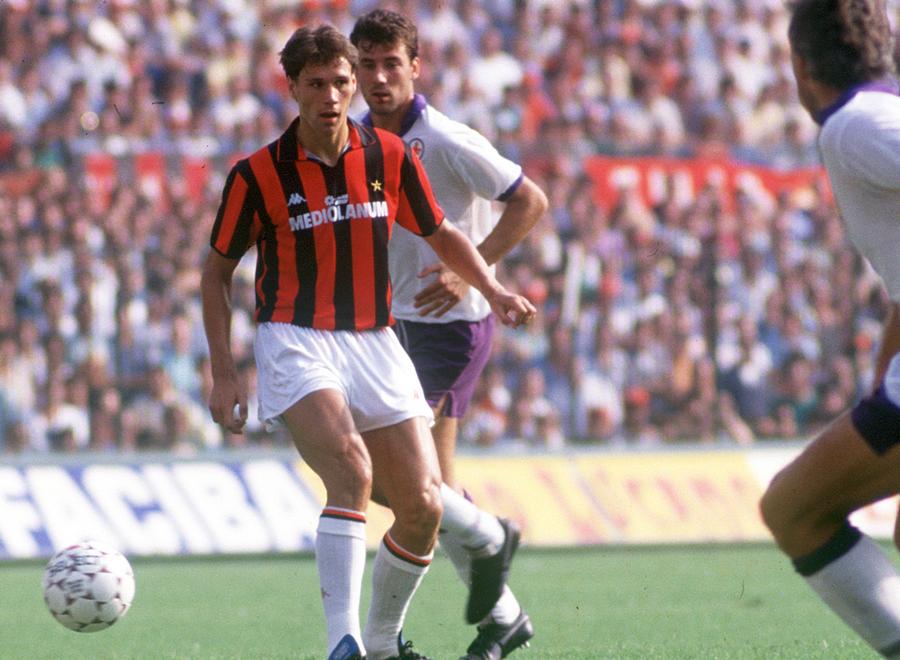 Van Basten Milan - Fiorentina 1987